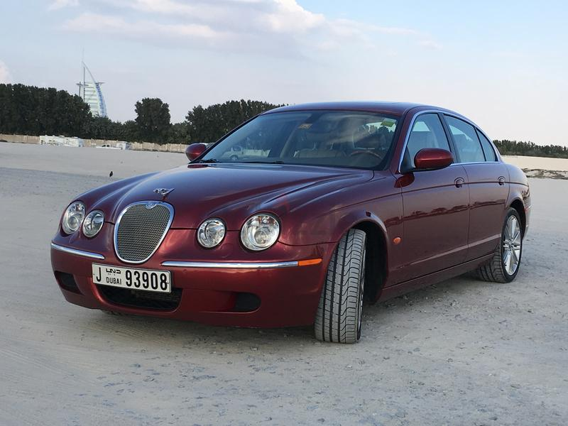 dubizzle dubai s type very low mileage 2008 jaguar s type 3 0 se for sale. Black Bedroom Furniture Sets. Home Design Ideas