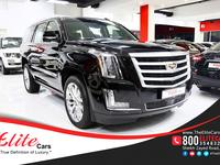 [2018] BRAND NEW CADILLAC ESCALADE ...