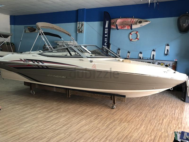 2018 Stingray 204LR (21ft) Full options with ...