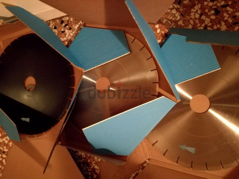Diamond Discs for Cutting Rocky Surfaces Made...