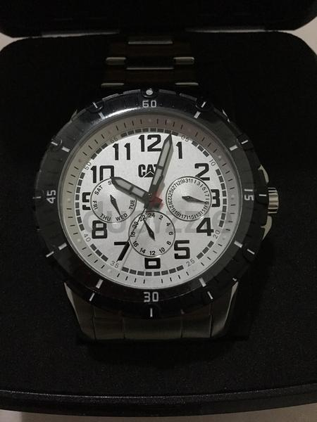 CAT Stainless Steel mens watch PV14911212