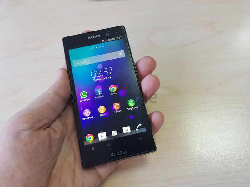 Sony Xperia ION, 16gb, 4G, 12mb Cam, through ...