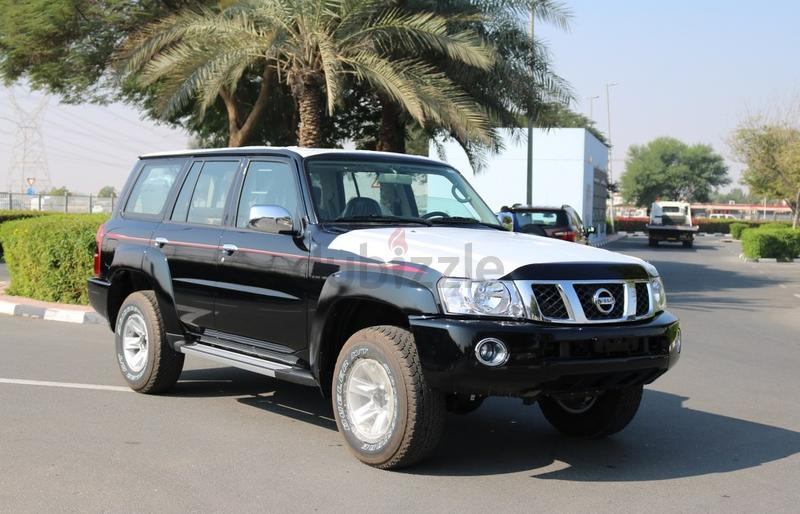 dubizzle dubai patrol nissan patrol safari 2018 0km brand new gcc. Black Bedroom Furniture Sets. Home Design Ideas