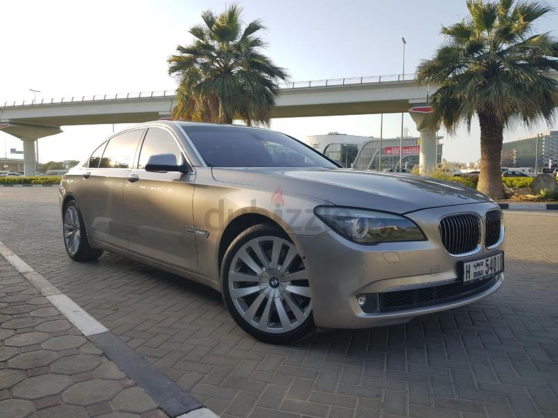 2011 BMW 750Li One Owner Full Service History