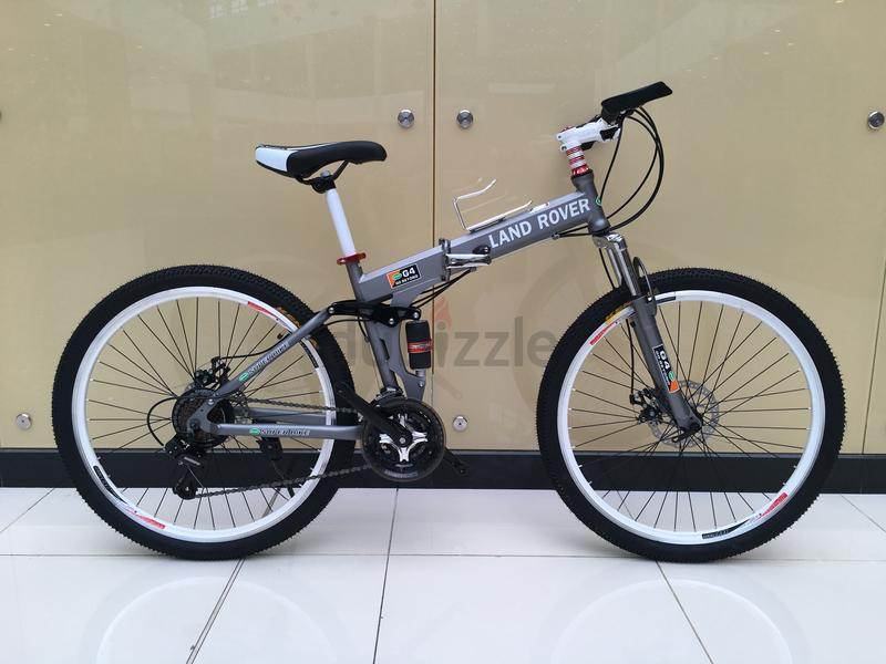 Land Rover Folding bicycle high quality