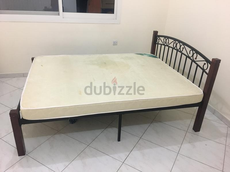 Dubizzle Abu Dhabi Beds Bed Sets Double Cot Bed Matress For Urgent Sale