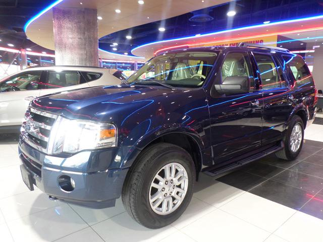Ford Expedition Xlt X  Seater V Ltr