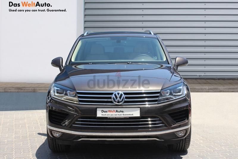 dubizzle dubai touareg certified pre owned touareg 3600 se facelift low km warranty until 2019. Black Bedroom Furniture Sets. Home Design Ideas