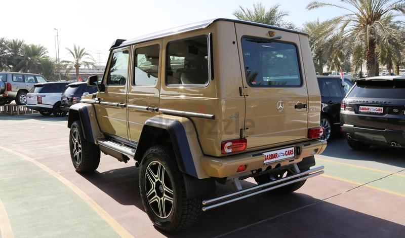 Dubizzle dubai g class mercedes benz g500 4x4 2016my for Mercedes benz g500 used