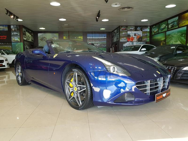 RAMADAN OFFER   FERRARI CALIFORNIA T,2016   CHEAPEST IN UAE ,7 YEAR  WARRANTY AND SERVICE CONTRACT