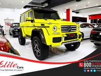 2016 MERCEDES G500 4x4  IN PERFECT ...