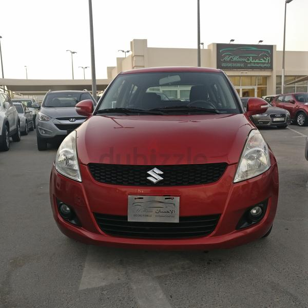 dubizzle Dubai Swift SUZUKI SWIFT 2015 IN MINT CONDITION UNDER