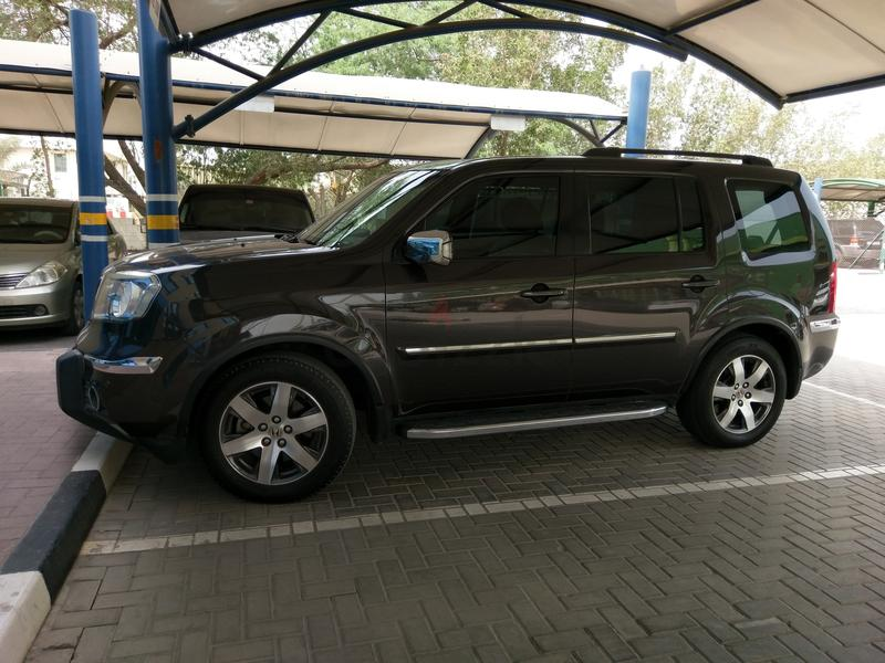 Dubizzle Dubai Pilot Honda Pilot Touring Full Options Gcc Specs Honda Serviced
