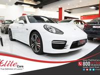2014 PORSCHE PANAMERA TURBO IN PERF...