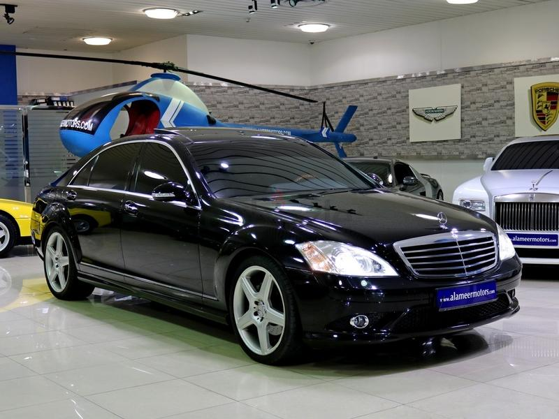 dubizzle dubai s class 2009 mercedes benz s350 amg designo package gcc specifications. Black Bedroom Furniture Sets. Home Design Ideas