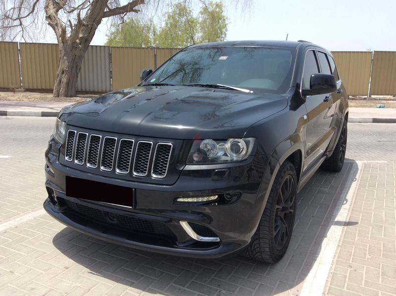 Dubizzle Dubai Grand Cherokee 2013 Jeep Srt8