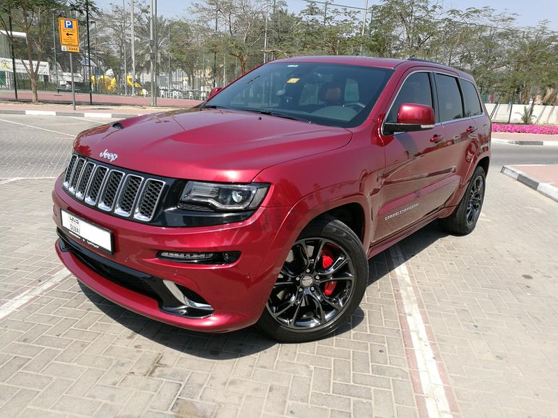 Dubizzle Dubai Grand Cherokee Jeep Srt 2014