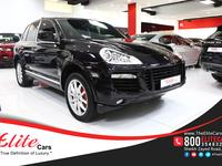 2008 ARMORED B7 PORSCHE CAYENNE IN ...
