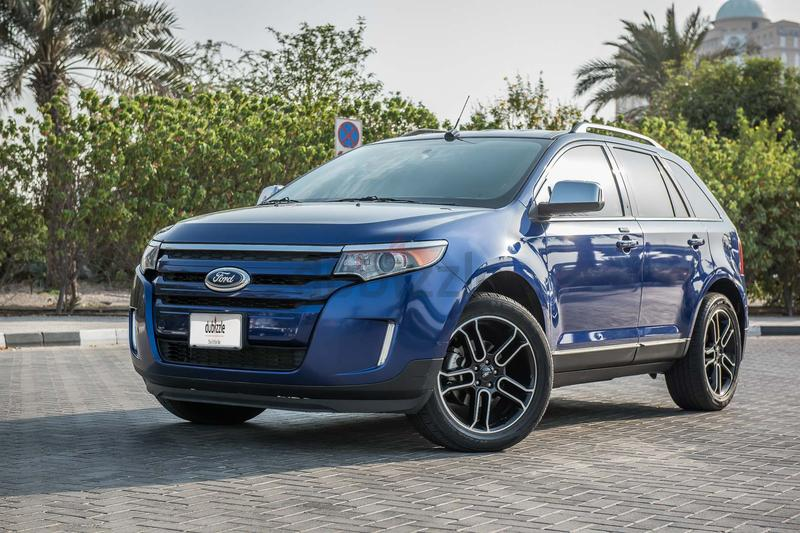 Ford Edge Sel  Full Ford Service History Uk Expat Owner Gcc Specs