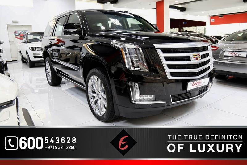 Dubizzle Dubai Escalade 2018 Cadillac Escalade Premium Vip In Immaculate Condition With Warranty And Service