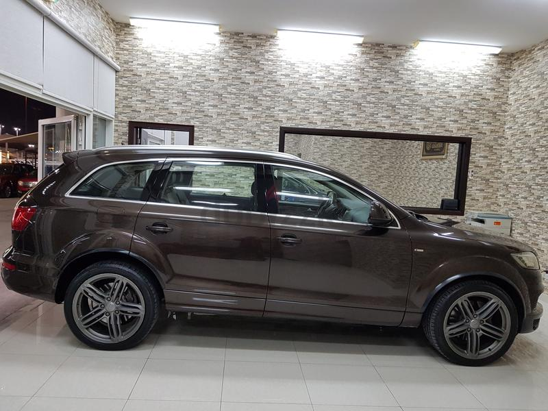 Dubizzle Sharjah Q Audi Q GCC Panoramic Full Option - 2 door audi a7