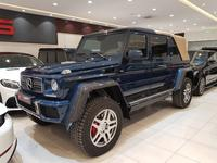 MERCEDES G 650 MAYBACH LANDAULET, 2...