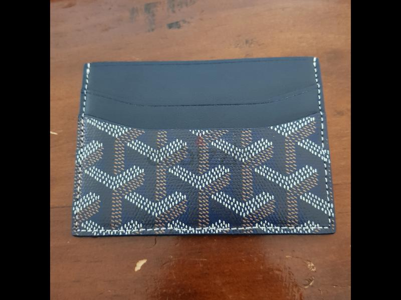 acbc908c11b8 Goyard Mens Card Holder Top quality replica - AED 250