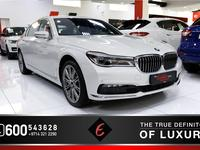 [2019]BMW 730Li WITH REAR ENTERTAIN...