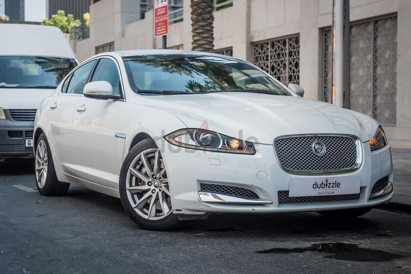 JAGUAR XF 2012   FULL JAGUAR SERVICE HISTORY   EXPAT OWNED   GCC