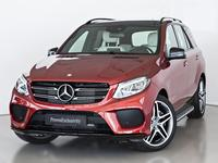 Mercedes-Benz GLE500 AMG Exclusive