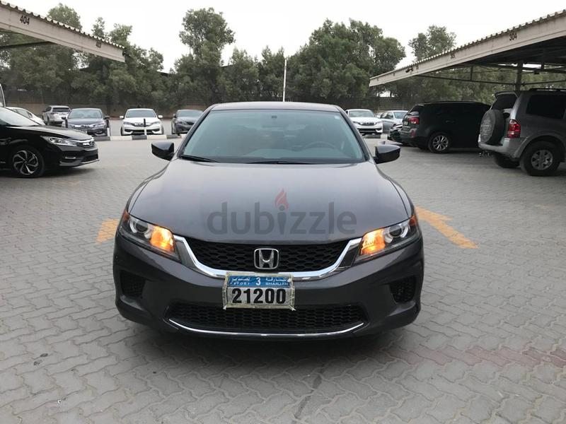 HONDA Accord 2014 Coupe Just Like New