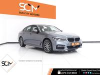 ((ONLY 28KM)) 2018 BMW 530i M-SPORT...