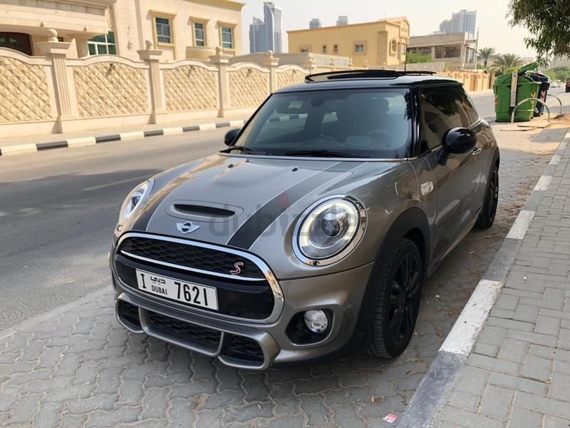 Dubizzle Dubai Cooper Mini Cooper S Jcw 2018 Full Option Under