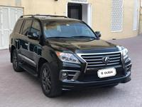 LEXUS LX 570 S 2014 GCC FSH UNDER W...