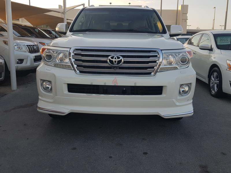 dubizzle sharjah land cruiser toyota land cruser vxr v8 5 7 full