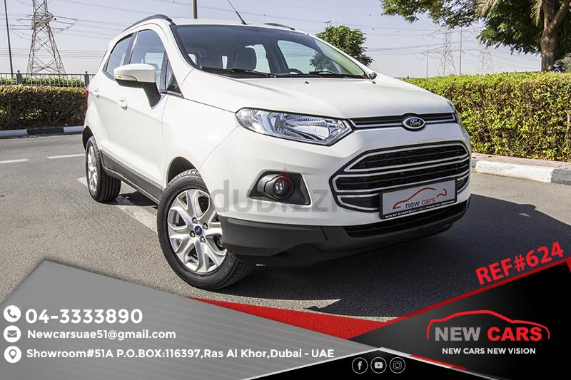 gcc ford ecosport 2016 zero down payment 795 aed monthly 1 year. Black Bedroom Furniture Sets. Home Design Ideas