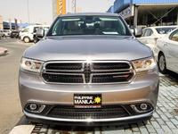 DODGE DURANGO AWD LIMITED 2015 GRAY...