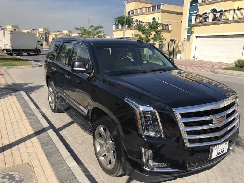 Dubizzle Dubai Escalade Cadillac Escalade 2017 With Warranty And
