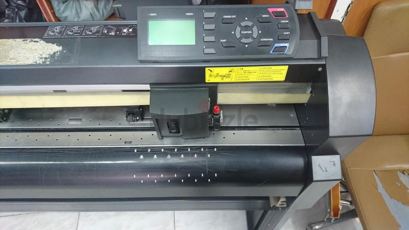 Graphtec FC8000-130 Cutting Plotter for sale