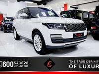 Land Rover Range Rover 2018 2018 BRAND NEW RANGE ROVER HSE 380 HP-21 INCH...