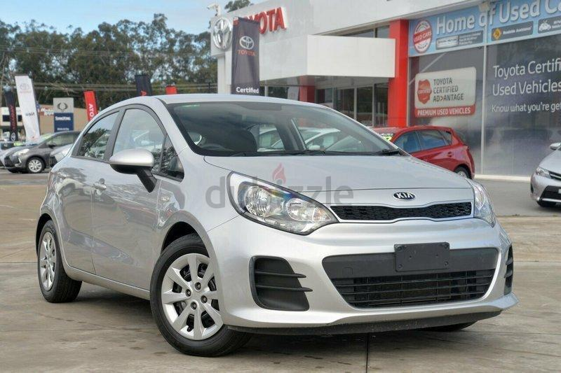 Dubizzle Dubai Rio Kia Rio Zero Down Payment Car Loan Monthly