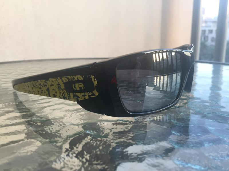 3174a6fae48 Oakley Fuel Cell Livestrong Sunglasses Black Iridium Lens - AED 400