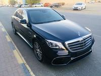مرسيدس بنز الفئة-S 2015 Mercedes Benz S550 Kit 63 2018