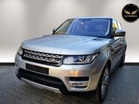 RANGE ROVER SPORTS 2016 GCC 5 YEARS...