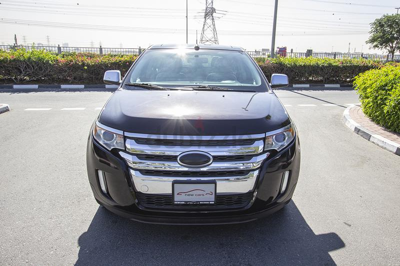gcc ford edge 2013 zero down payment 980 aed monthly 1 year warranty. Black Bedroom Furniture Sets. Home Design Ideas