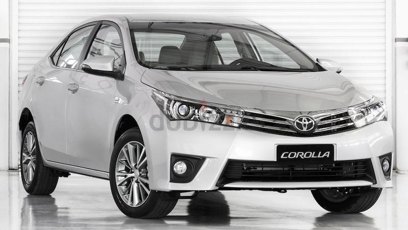 Dubizzle Dubai Corolla Corolla Monthly Installment Car Loan Zero