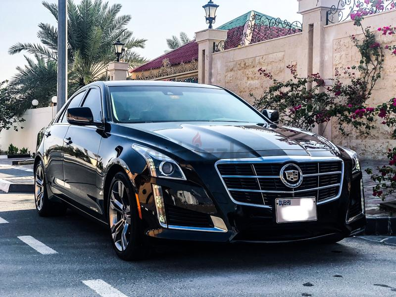 Dubizzle Dubai Cts Catera Fsh Excellent Condition Cadillac Cts