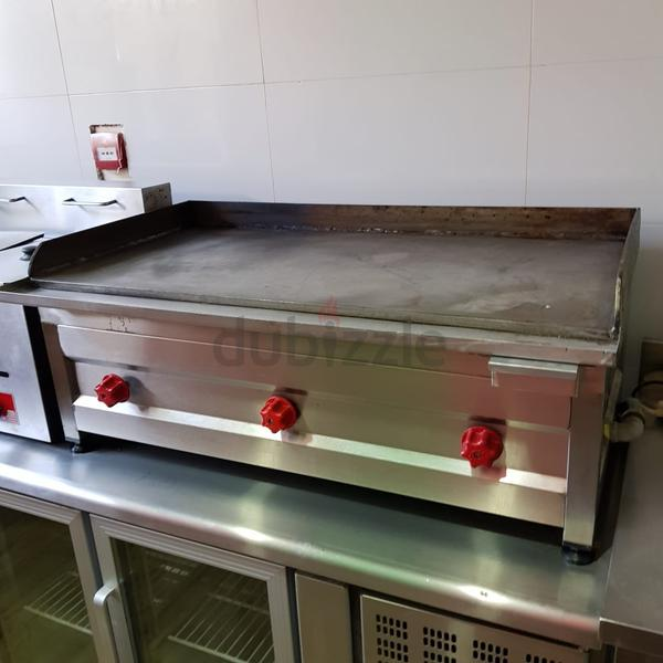 Commercial Kitchen & Supplies: USED