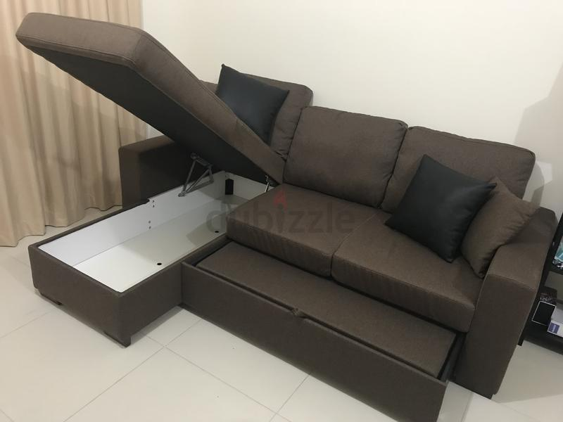 Home Center Abu Dhabi Sofa Bed Baci Living Room