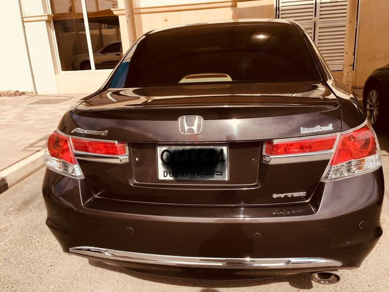 Excellent Condition !! Honda Accord for sale